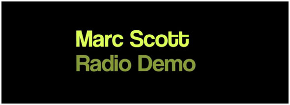 Radio Voiceover Demo: May 2011