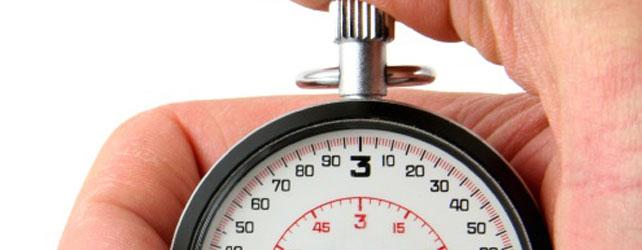 Script Tip: Timing Specifics