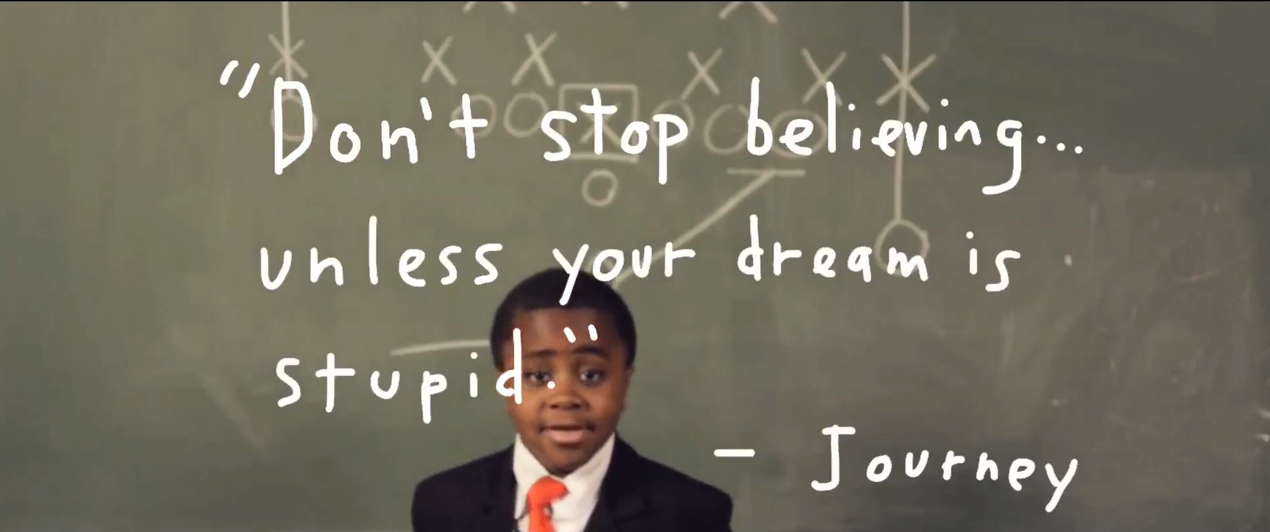 A Pep Talk From Kid President To You Video Download