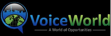 VoiceWorld Toronto Here I Come