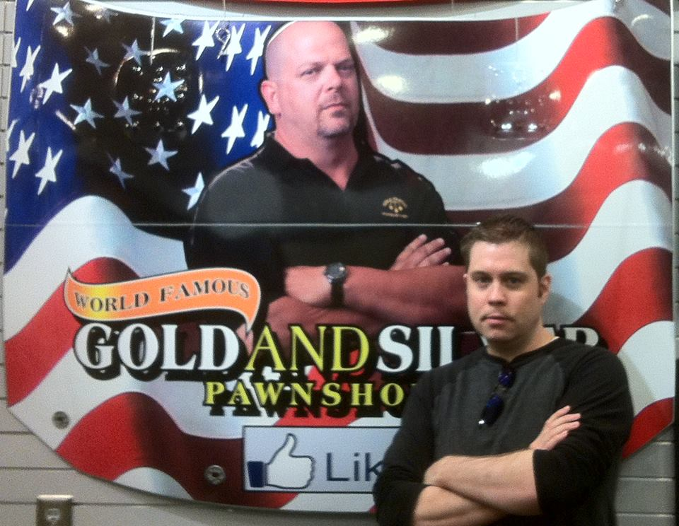 marc scott gold and silver pawn