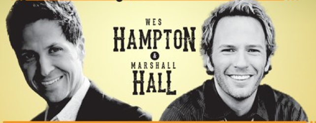 Marshall Hall and Wes Hampton Concert TV Commercial