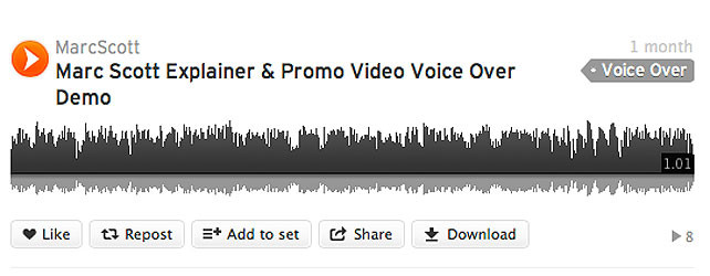 Don't Make This Voice Over Demo Posting Mistake