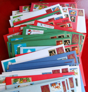 christmas cards for clients