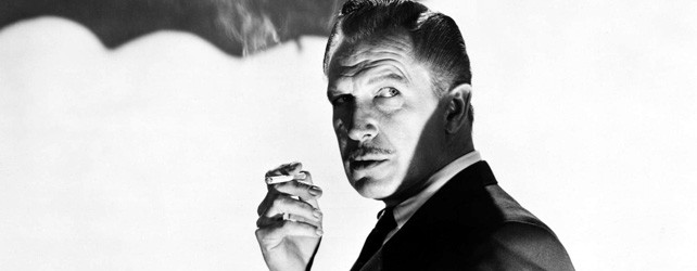 Vincent Price Thriller Voice Over Session