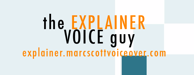 The Explainer Voice Guy