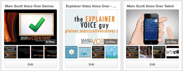 How To Use Pinterest For Your Voice Over Business