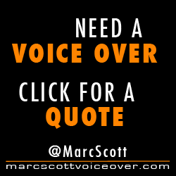 Need A Voice Over? Click For A Quote