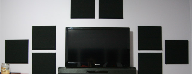 An Acoustic Panel Solution