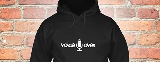 Get Your Voice Over Hoodie