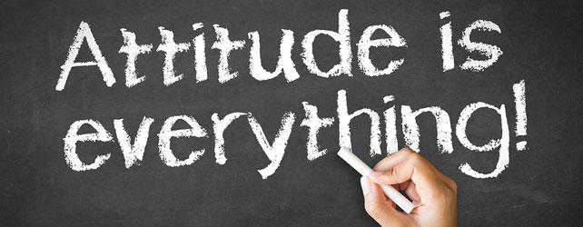 An Attitude Check For Success