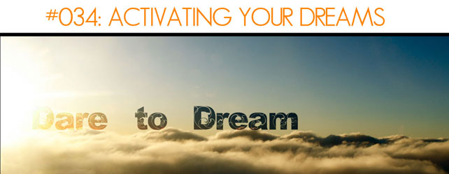 Activating Your Voice Over Dreams