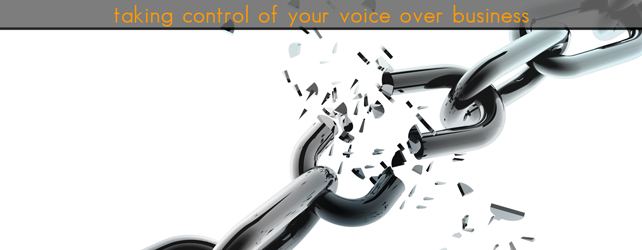 Taking Control Of Your Voice Over Business
