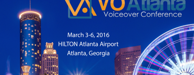 My Top Takeaways From VO Atlanta