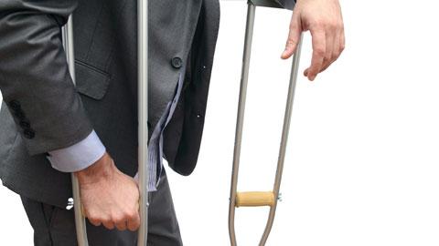 using coaching as a crutch