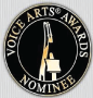 Marc Scott Voice Over Actor Voice Arts Awards Logo
